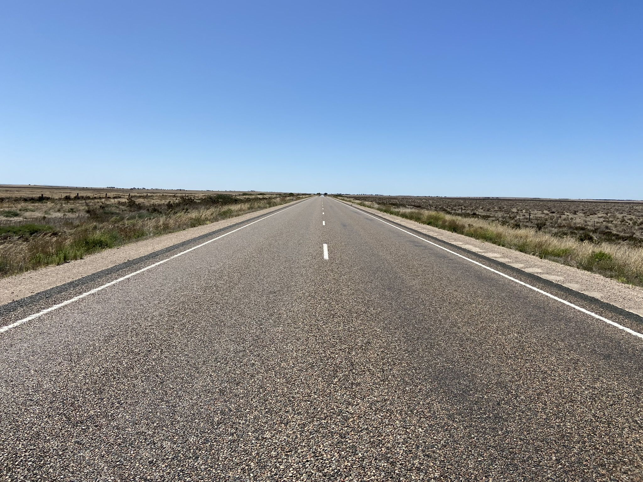 Auf dem Weg von Mount Gambier nach Adelaide