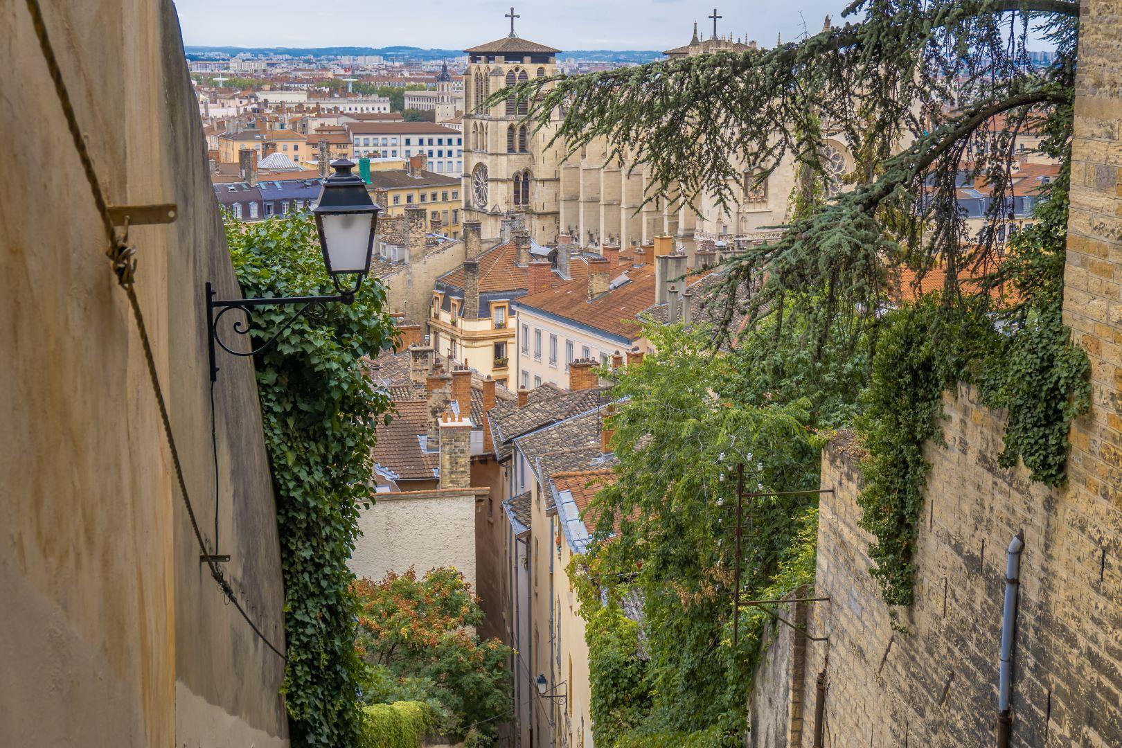 Lyon Altstadt
