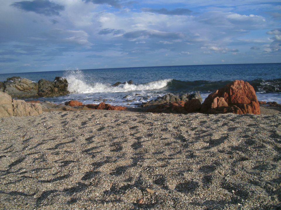 Strand bei Arbatax